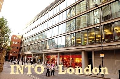 Языковые курсы английского INTO в Лондоне: цены